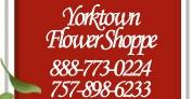 Yorktown Flower Shoppe | Williamsburg Wedding Flowers